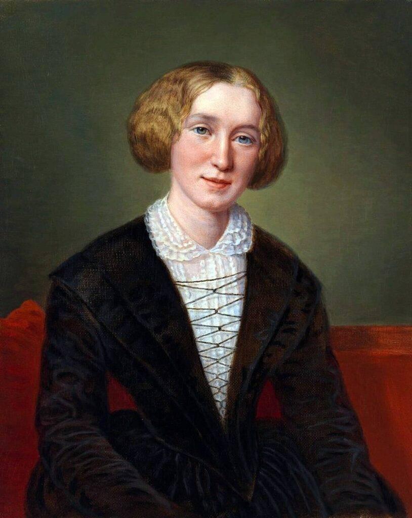 Mary Anne Evans (George Eliot)