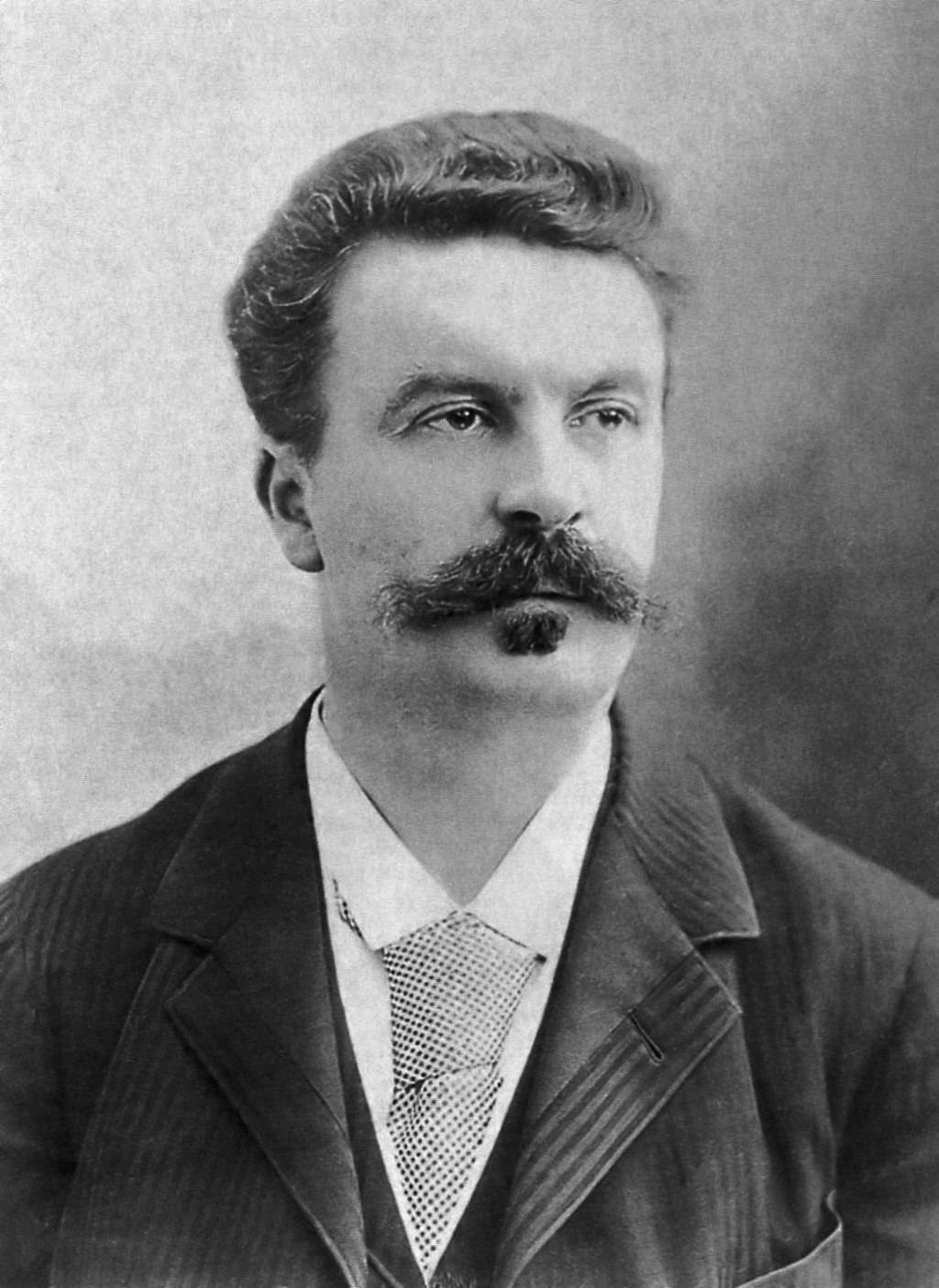 Guy de Maupassant (1850 - 1893) French Writer