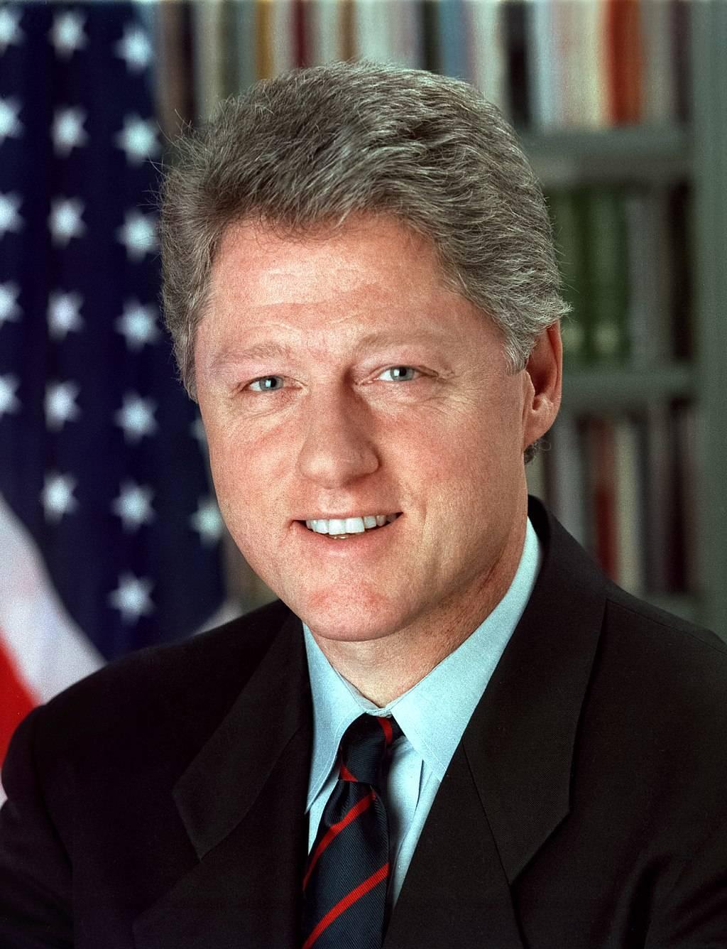 Bill Clinton's speech