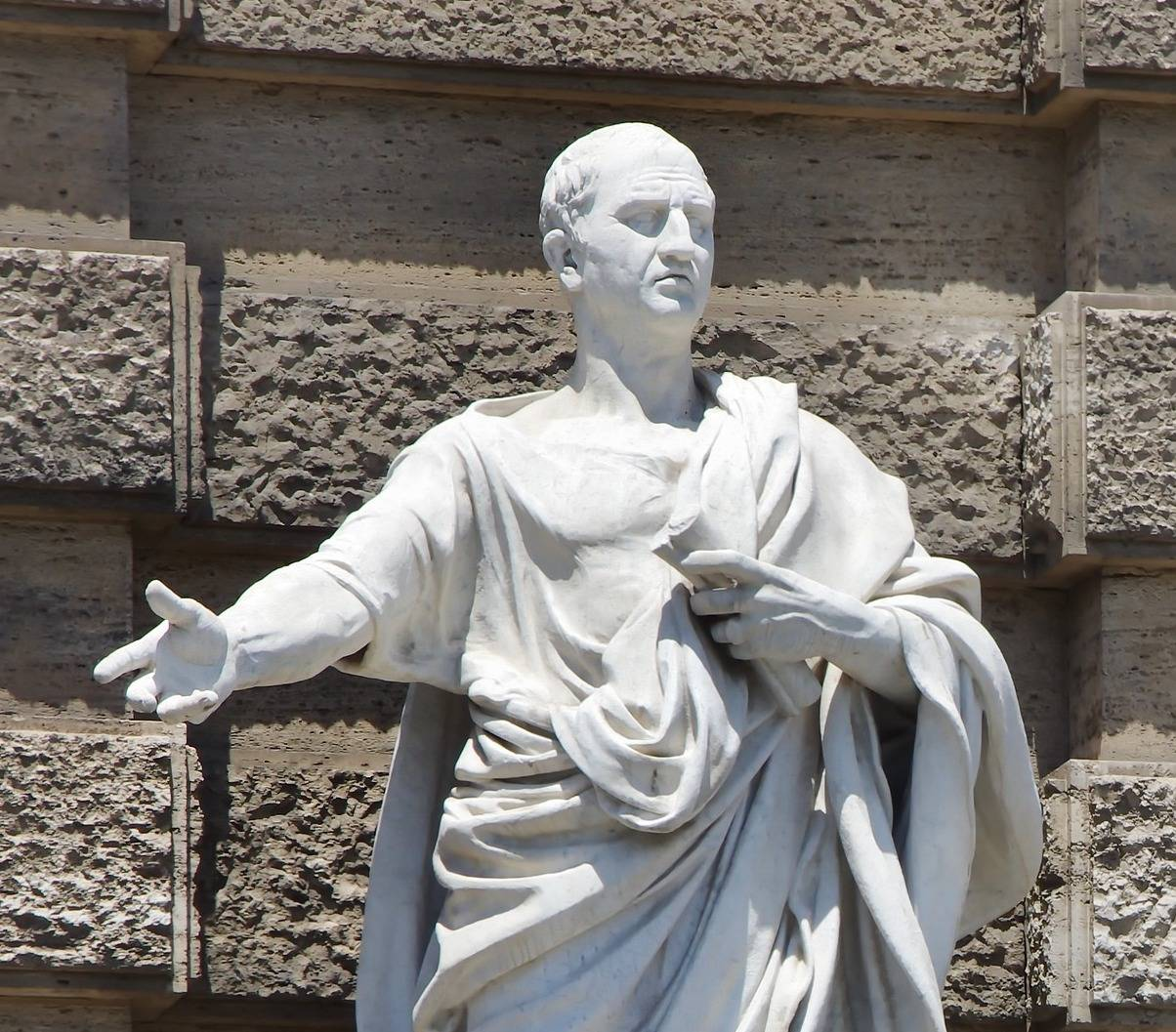 Cicero and rhetorical devices