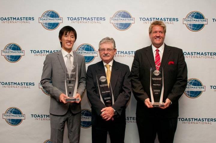 Jock Elliott - Toastmasters