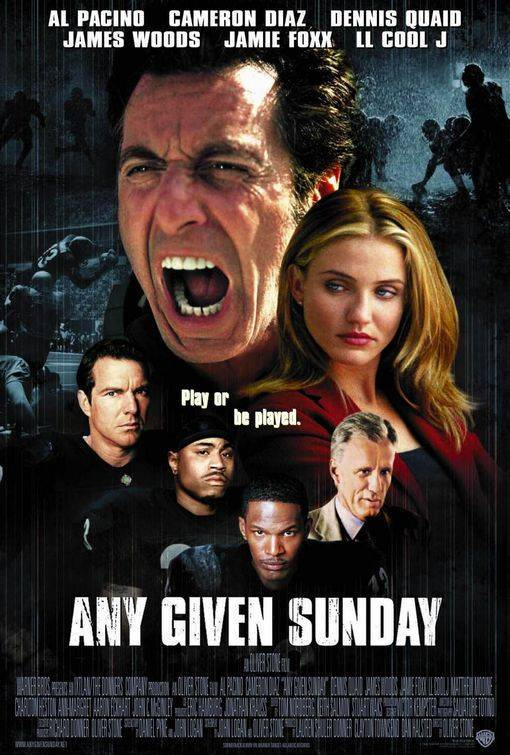 Speeches From Film Any Given Sunday Manner Of Speaking