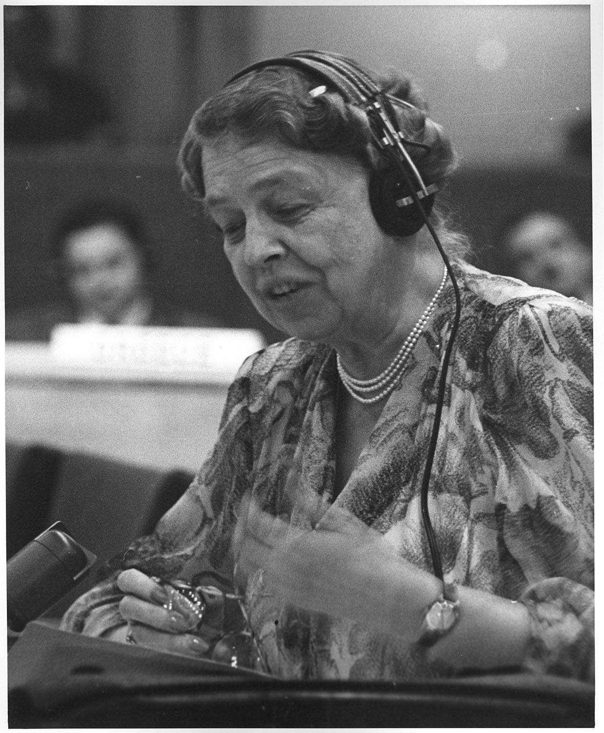 Quotes For Public Speakers No 216 Eleanor Roosevelt Manner Of