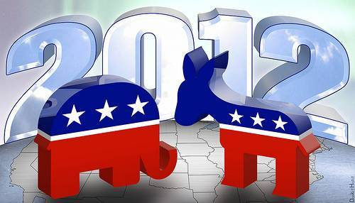 Democratic and Republican Conventions