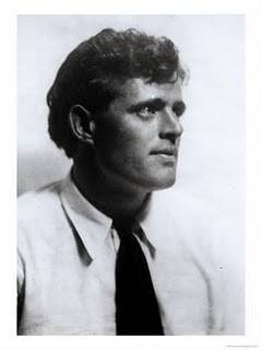 Jack London on inspiration