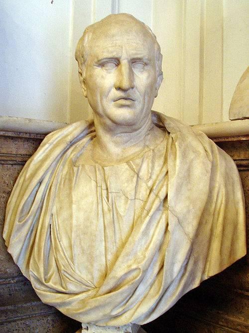 Cicero on a good orator