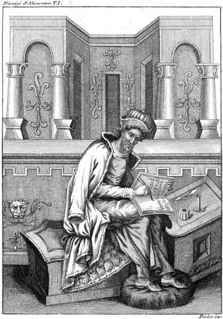 Dionysius of Halicarnassus