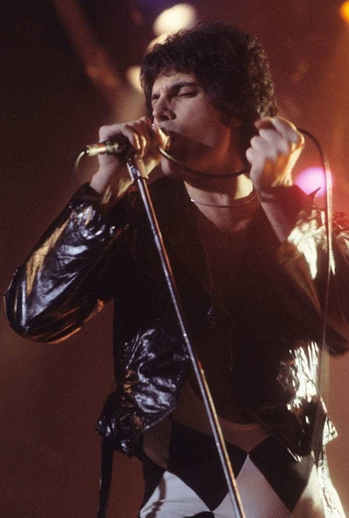 Freddie Mercury and the fussiest band in the world