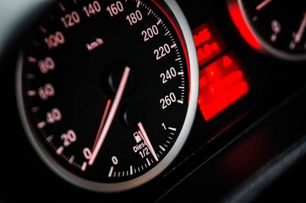 Speedometer: Your speaking rate