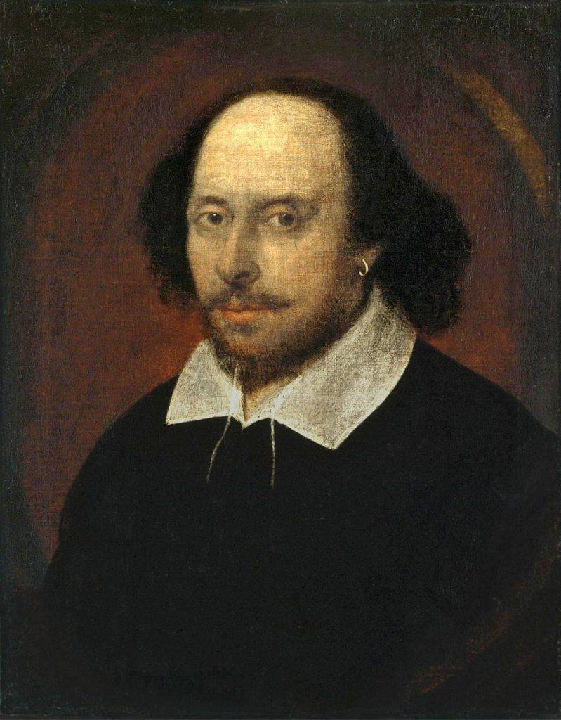 William Shakespeare: It was Greek to me