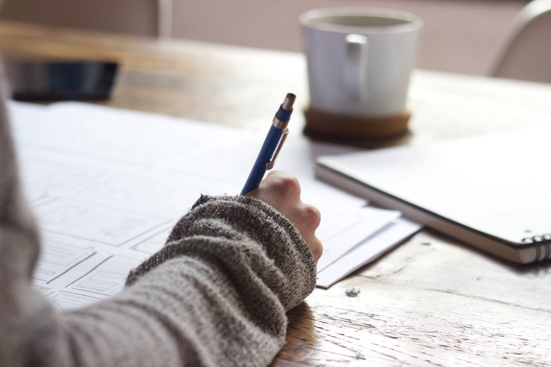 Writing a speech outline