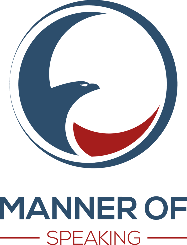 Manner of Speaking Logo