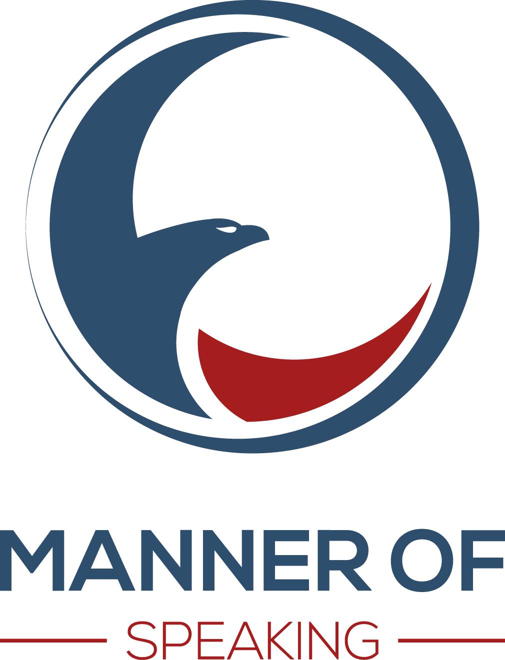 Manner of Speaking Logo