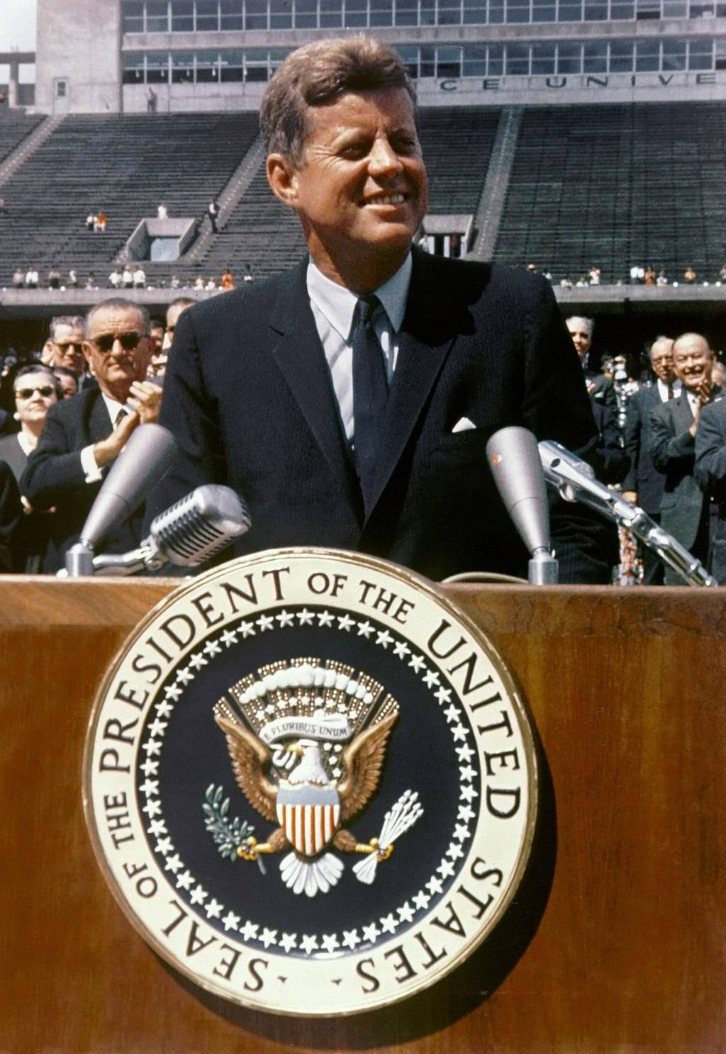 John Kennedy Moon speech