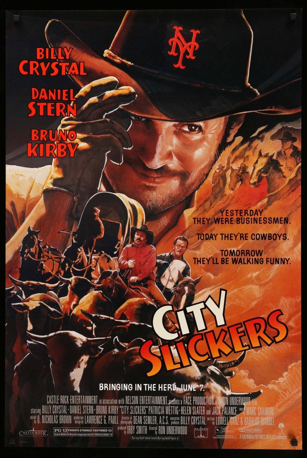 City Slickers and the one thing